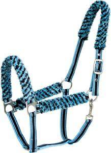 Abetta Fuzzy Halter with Lead Package