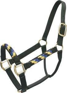 Abetta Sierra Rope Overlay Halter with Lead