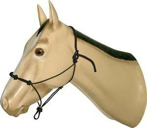 Abetta Training Halter with Knotted Noseband