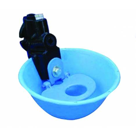 Nylon Water Bowl With Flapper