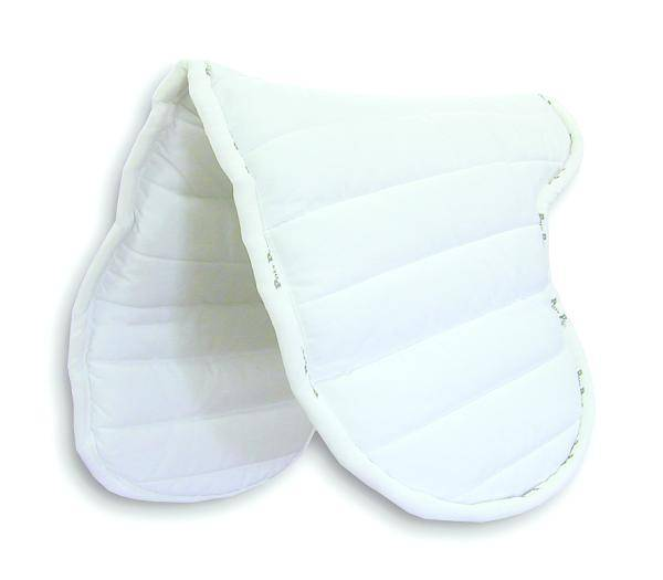 PolyPads Countoured Poly Saddle Pad - Dressage