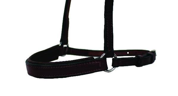 Nunn Finer Padded Dropped Noseband