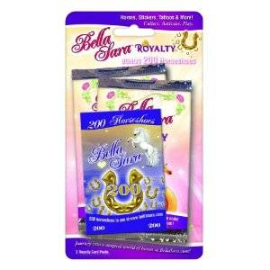 Bella Sara - Royalty Blister Pack