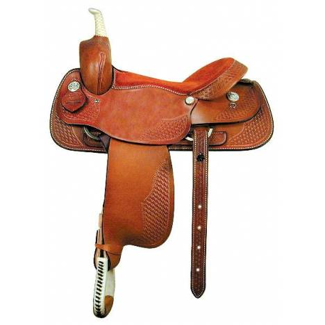 Dakota Saddlery Cutter Saddle