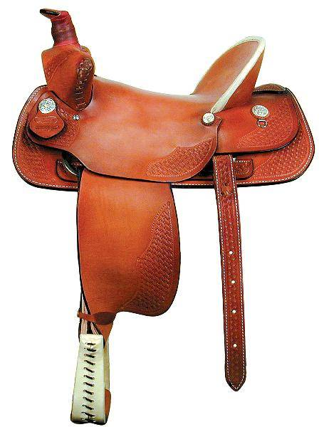 Dakota Saddlery Penner Roper Hardseat Saddle
