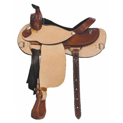 Dakota Saddlery Trainer Saddle