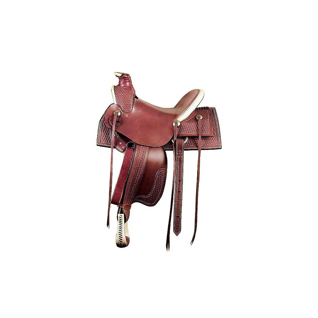 Dakota Saddlery Wade Saddle