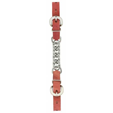 Weaver ProTack Single Flat Link Chain Curb Strap