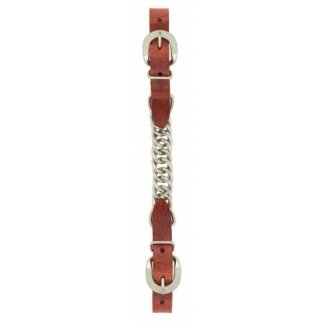 Weaver Single Flat Link Chain Curb Strap