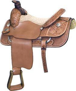 Billy Cook Saddlery Classic Slickout Roper Saddle