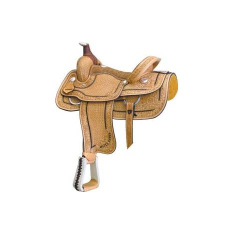 Saddlesmith Of Texas Motes Roper Saddle