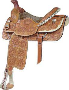 Saddlesmith Of Texas Lady Roper Saddle