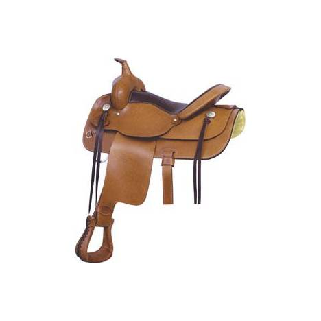 Billy Cook Saddlery Texas Trail Rider Saddle