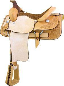 Billy Cook Saddlery Half Breed Roper Saddle