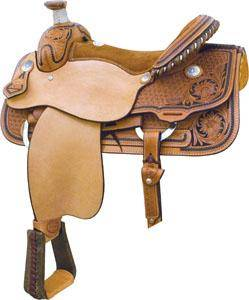 Billy Cook Saddlery Sundance Roper Saddle