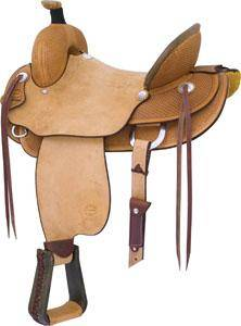 Billy Cook Saddlery Bogata Ranch Saddle