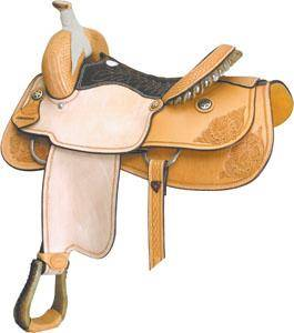Billy Cook Saddlery Connie Combs All Around Saddle