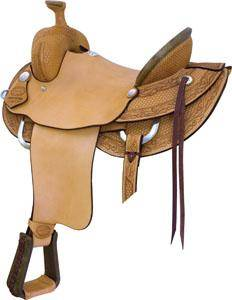 Billy Cook Saddlery High River Saddle