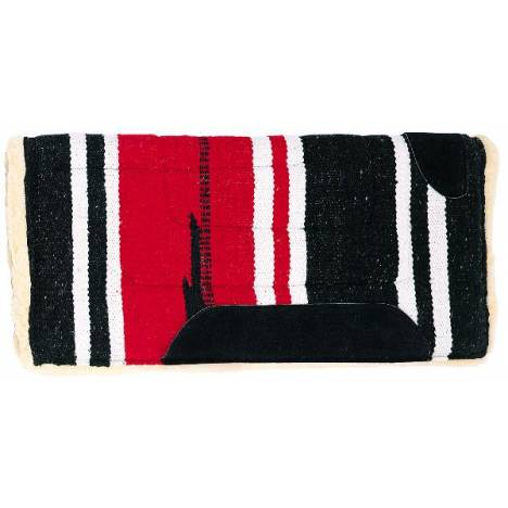 Weaver Fleece Lined Navajo Saddle Pad