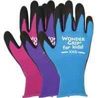 Wonder Grip Nicely Nimble Garden Gloves For Kids