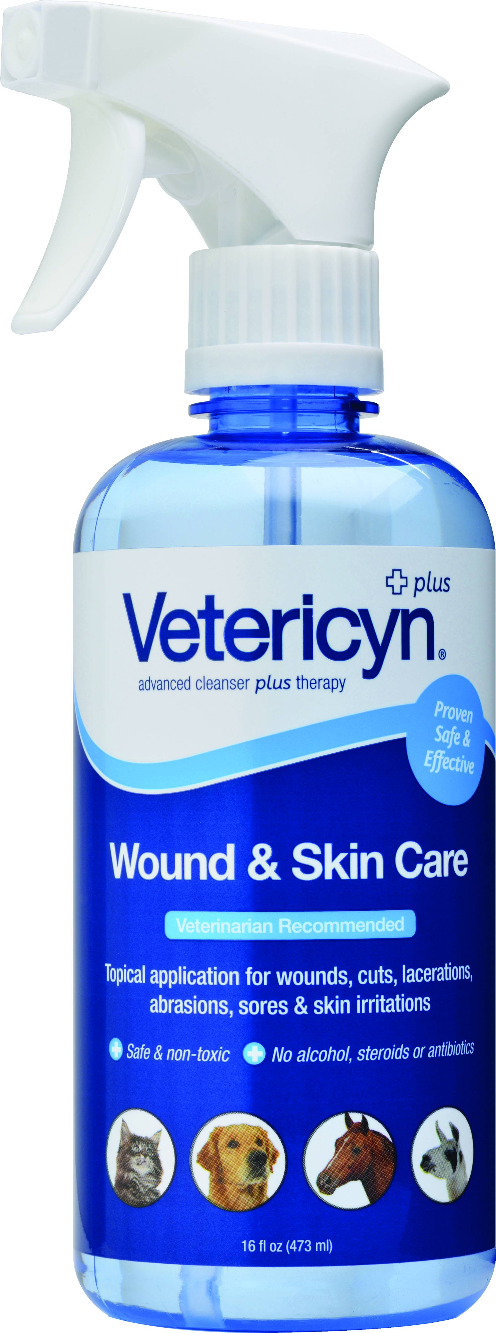 Vetericyn All Animal Wound & Skin Care
