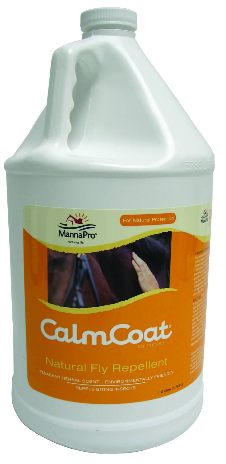 Manna Pro Calm Coat Fly Repellent