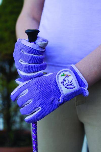 Perri's Pony Palooza Two-Tone Stretch Glove
