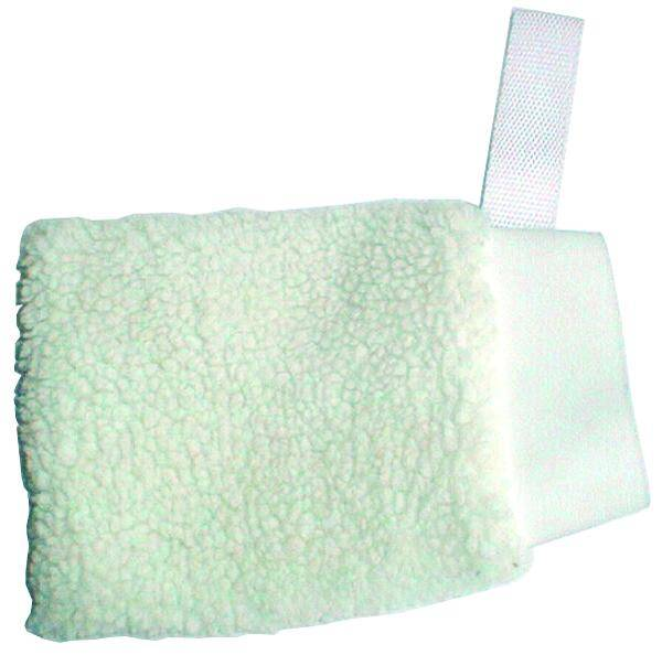 Perri's Fleece Grooming Mitt