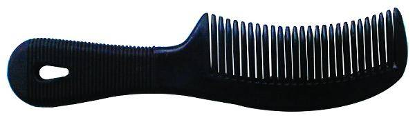 Perri's Plastic Tail Comb With Handle