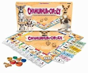CHIHUAHUA-OPOLY: A Board Game of Tail-Wagging Fun!