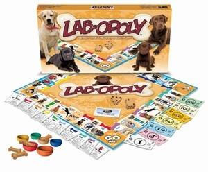 LAB-OPOLY: A Board Game of Tail-Wagging Fun!