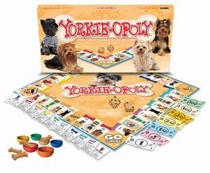 YORKIE-OPOLY: A Board Game of Tail-Wagging Fun!