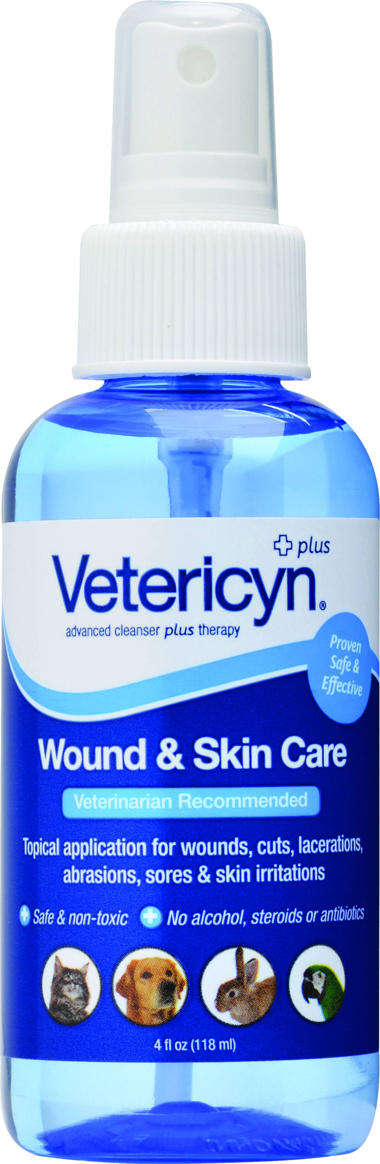 Vetericyn Wound Spray