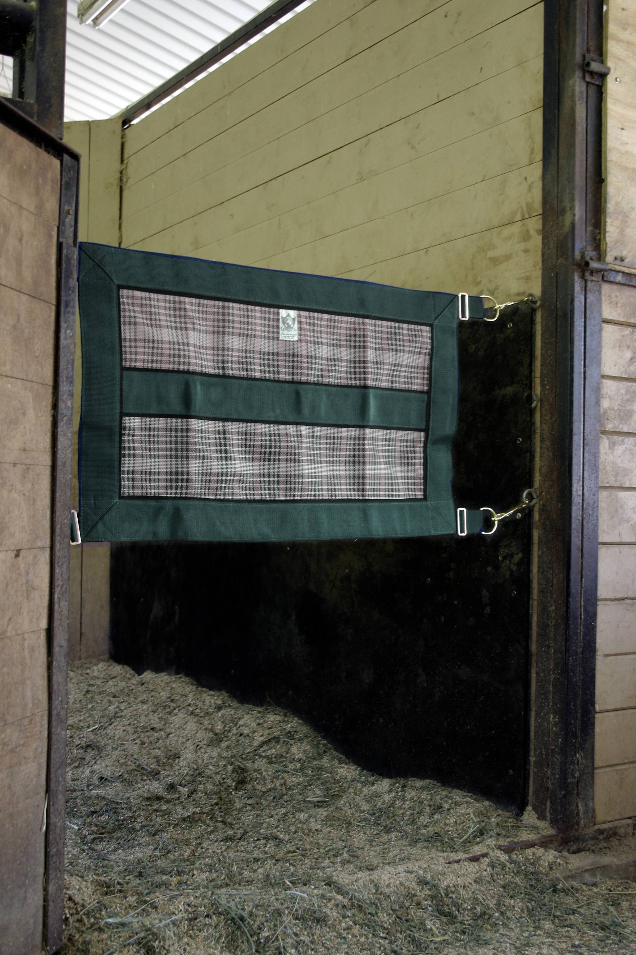 Kensington Stall Guard with Hardware