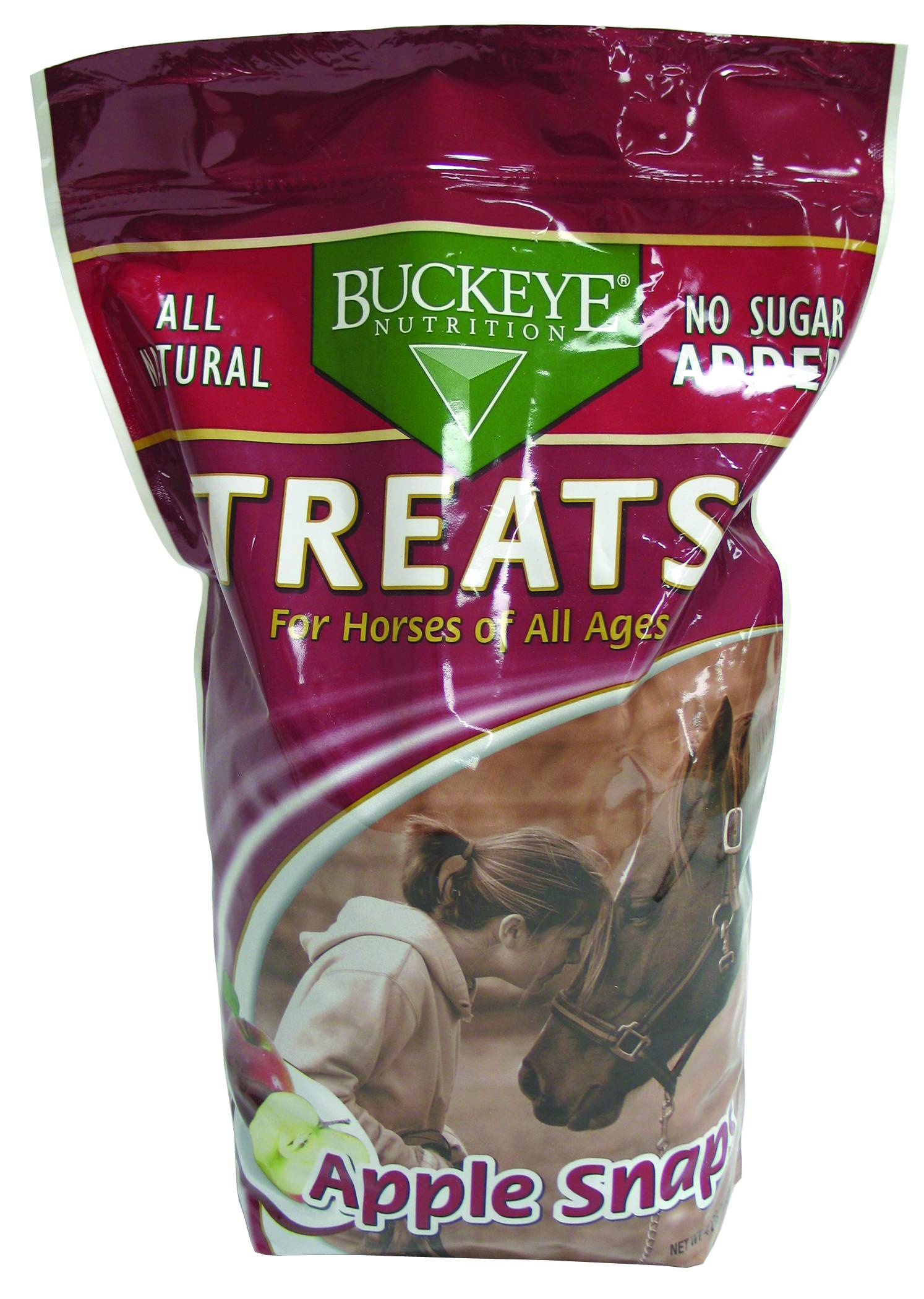 Buckeye Nutrition Sugar Free Apple Snaps