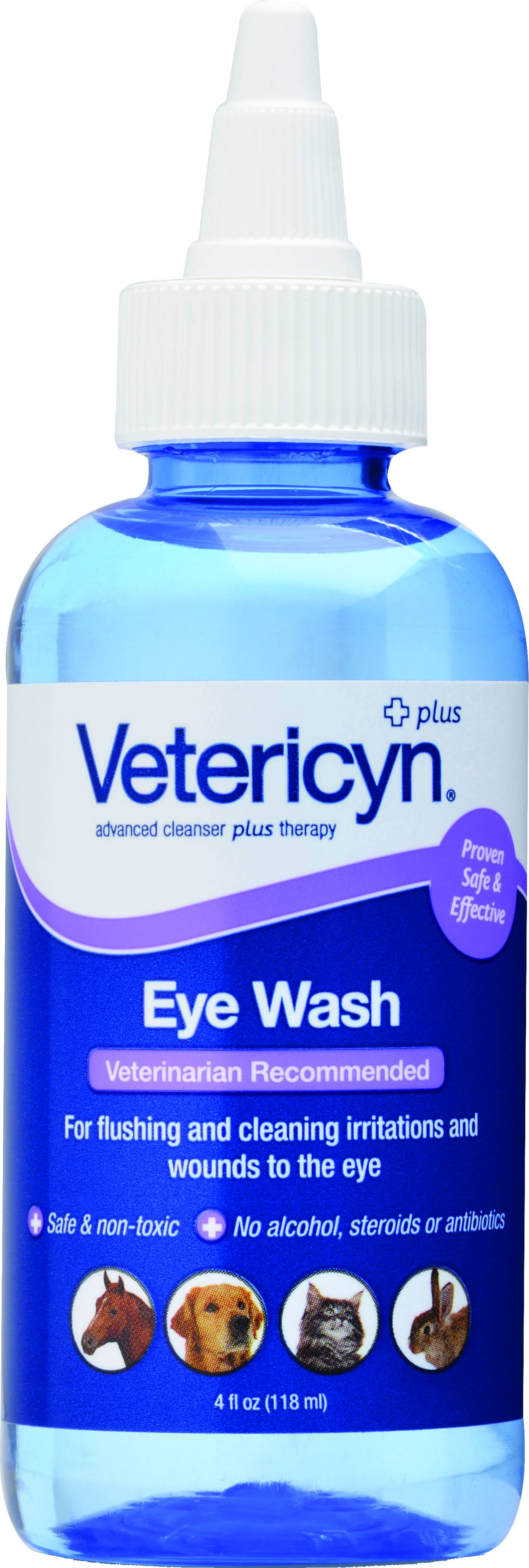 Vetericyn All Animal Eye Wash