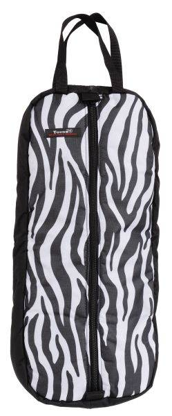 Tough-1 Halter/Bridle Bag - Zebra Prints