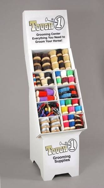 Tough-1 Brush Display Refill - 80 Piece