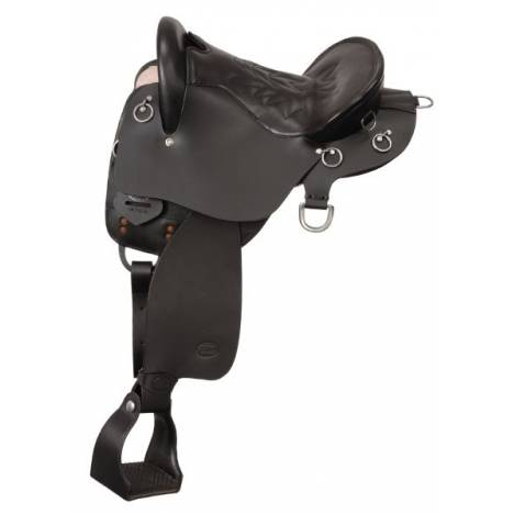 King Series Trekker Endurance Saddle Package with Horn