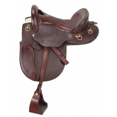 Royal King Classic Distance Rider Saddle Package