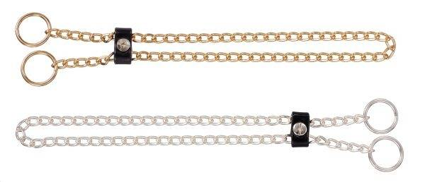 Royal King Miniature Fine Link Lead Chain