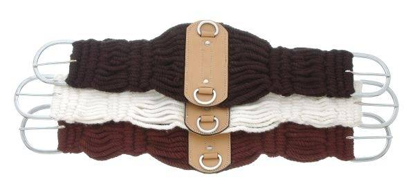 Tough-1 Double Woven Roper Cord Girth
