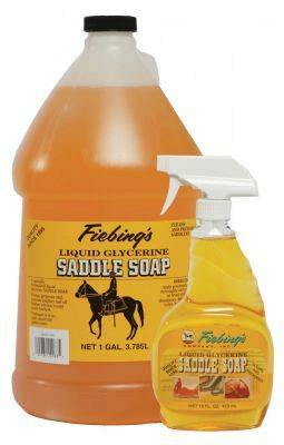 Fiebing's Liquid Saddle Soap