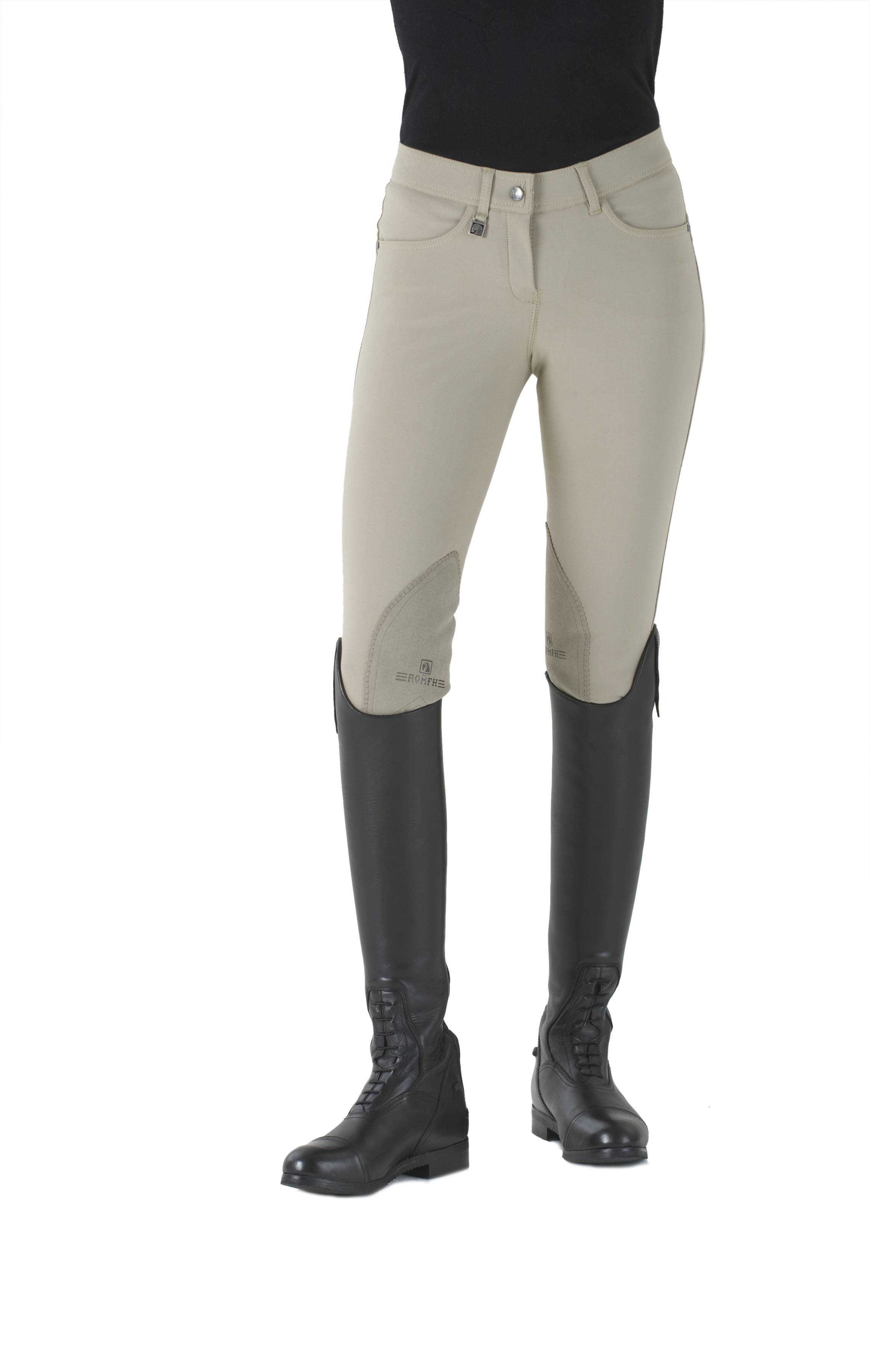 Romfh Ladies International Knee Patch Breeches