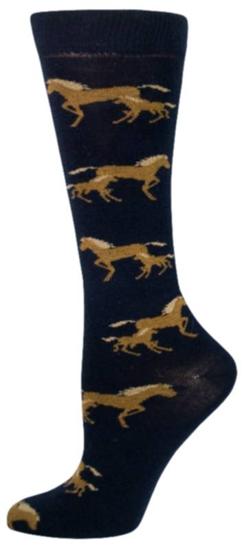 Gatsby Girl Novelty Mare & Foal Socks