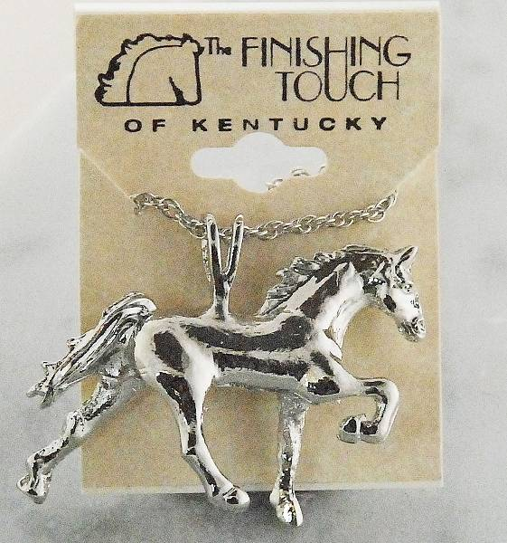 Finishing Touch Walker Necklace