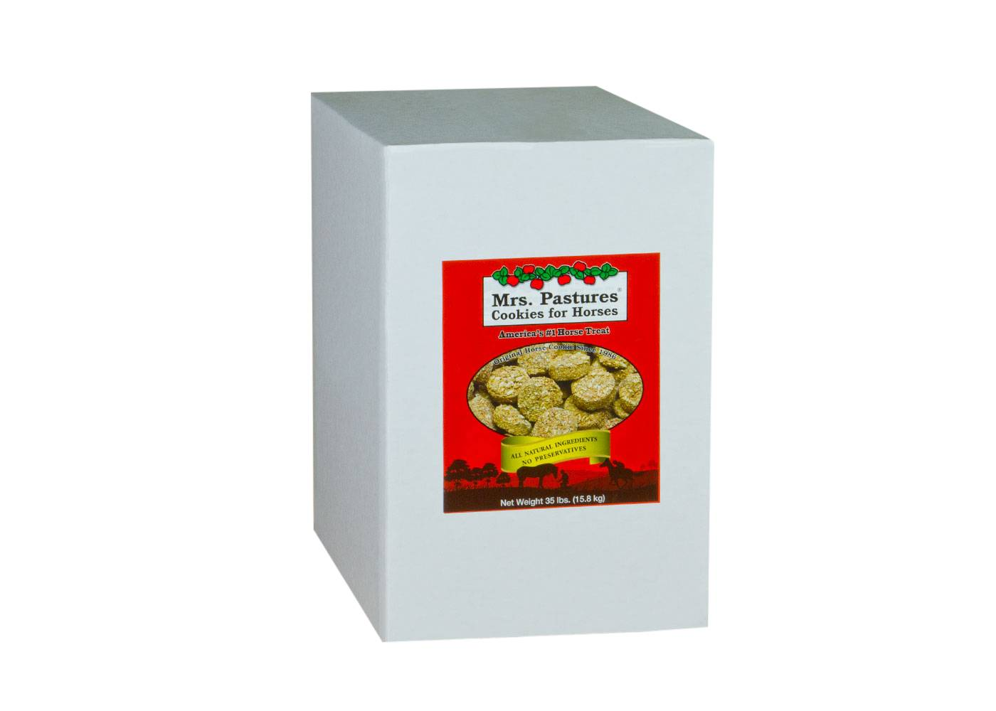 Mrs Pastures Cookies - Refill Box