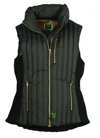 Lucinda Green Blair Gilet