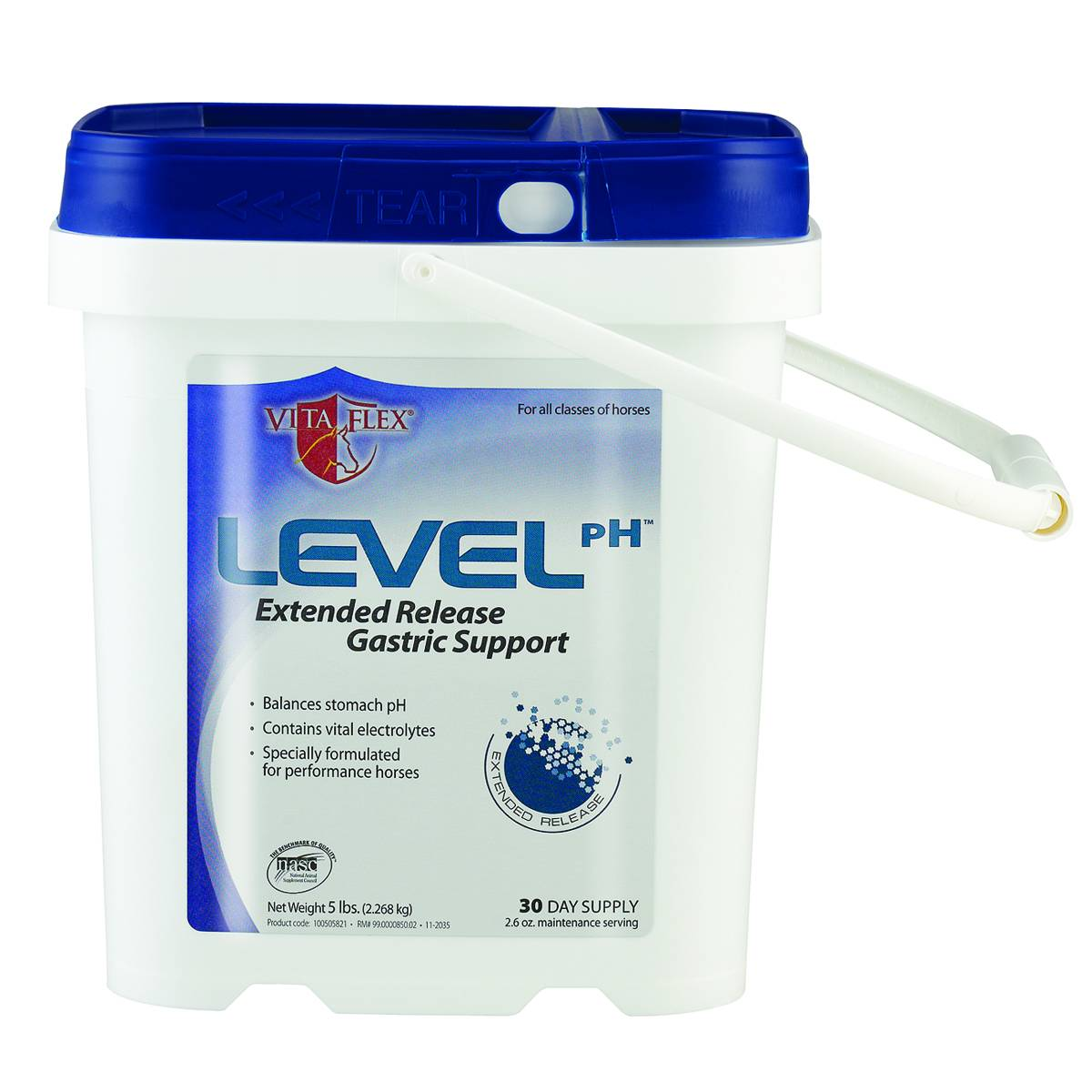 Vita Flex Level Ph Extended Release Gastric Support