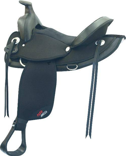 ABETTA Arab Trail Saddle with Flex Tree